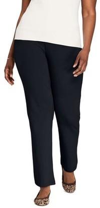 Lands' End Women's Plus Size Sport Knit Pant