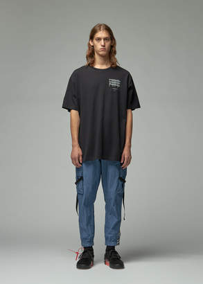 Off-White Off White Industrial Oversized Tee