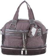 Stella McCartney Vegan Leather-Accented Shoulder Bag