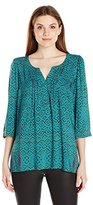Plenty by Tracy Reese Women's Peasant Kurta Xs-L