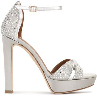 Malone Souliers Miranda crystal sandals