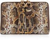 Henri Bendel Becky Snake Bag