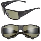 Smith Optics Men's 'Guide's Choice' 62Mm Polarized Sunglasses - Black Matte