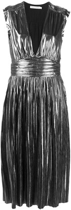 Rebecca Minkoff Briella sleeveless pleated dress