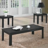 Monarch 3-pc. Coffee Table & End Table Set