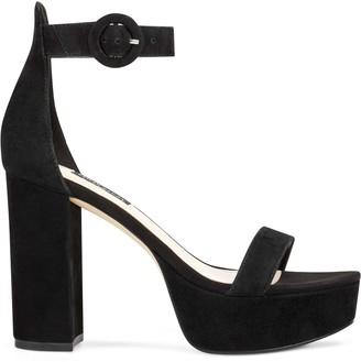 Nine West Rebeka Platform Sandals