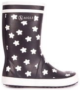 Aigle Lolly Pop Letters Wellington Boots