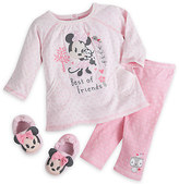 Disney Minnie Mouse Slipper Set for Baby