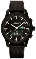 Lacoste Unisex Lacoste.12.12 Contact Black Smartwatch