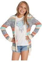 Billabong Girl's Stitches Over You Cardigan