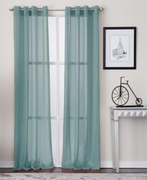 """Miller Curtains Payton 52"""" x 95"""" Panel"""