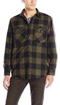 Pendleton Men's Plaid Wool Shirt