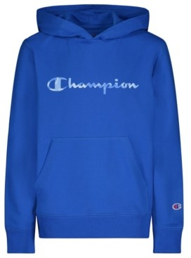 Champion Big Boys French Terry Hoodie