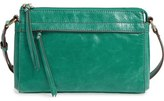 Hobo Tobey Leather Crossbody Bag