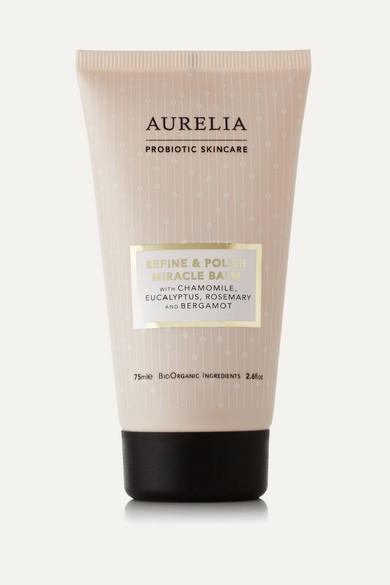 Aurelia Probiotic Skincare Refine And Polish Miracle Balm, 75ml - Colorless