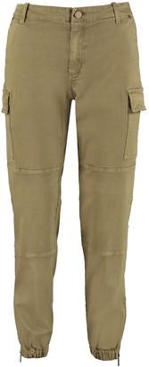 MICHAEL Michael Kors Stretch Cotton Cargo Trousers