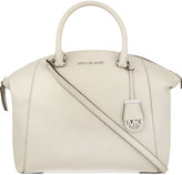 MICHAEL Michael Kors Riley large leather satchel