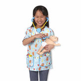 Melissa & Doug 8-Pc. Pediatric Nurse Dress Up Costume