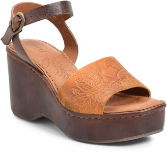 Børn Moapa Wedge Sandal