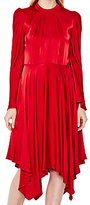 Ghost Hollie Dress, Red