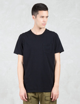 Wings + Horns Original Pocket T-Shirt