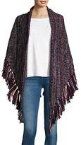 Rebecca Minkoff Marled Knit Shawl
