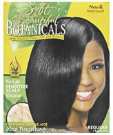 Soft & Beautiful No Lye Sensitive Scalp Regular Relaxer