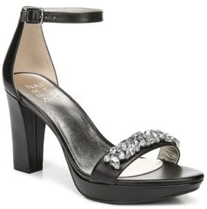 Naturalizer Cassano Ankle Strap Sandals Women's Shoes