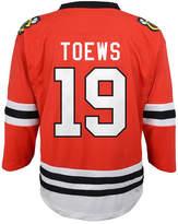 adidas Johnathan Toews Chicago Blackhawks Player Replica Jersey, Toddler Boys