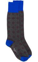 Marni grid socks
