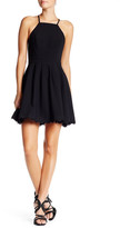 Lovers + Friends Cocktail Fit N Flare Dress
