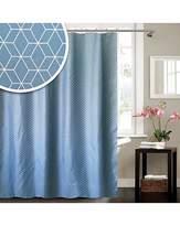 Fashion World Geometric Shower Curtain