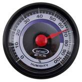 US OFTENBUY LIMITED Mini Power-Free Indoor Outdoor Humidity Easy To Read Water Resistant Unit