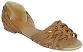 Paprika Tan Scoria Sandal