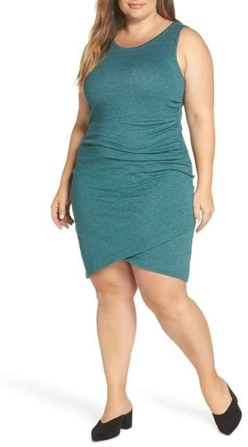 33d128973b5 Plus Size Teal Dress - ShopStyle