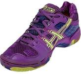 Asics Womens Gel-Blast 5 Indoor Court Shoes Grape/Sunny Lime/Clematis (7.5)