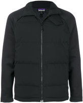 Patagonia funnel neck down jacket