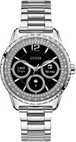 GUESS Connect Women's Stainless Steel Bracelet Touchscreen Smart Watch 40mm