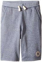 Converse Core Marled Terry Shorts (Big Kids)