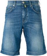 Jacob Cohen denim shorts - men - Cotton/Viscose/Polyester/Spandex/Elastane - 34