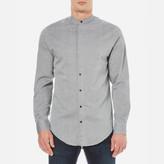 Selected Men's Bone Long Sleeve Shirt
