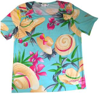 Leonard Multicolour Polyester Tops