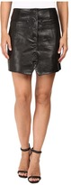 Rachel Zoe Ciara Leather Skirt