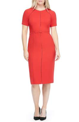 Maggy London Career Sheath Dress