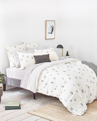 Splendid Crosshatch Duvet Set