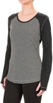 Columbia Omni-Wick® Layer First II Striped Shirt - UPF 40, Long Sleeve (For Women)