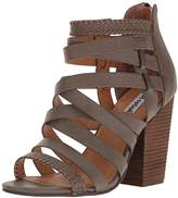 Not Rated Women's Feelin Strappy Dress Pump, 7.5 M US