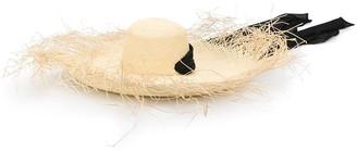 Sensi Wide-Brim Panama Hat