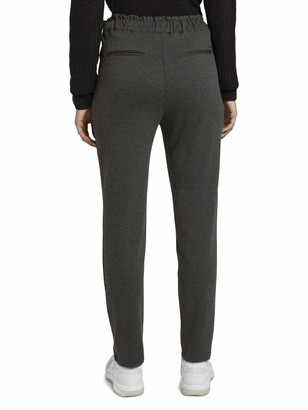 Tom Tailor Women's Hahnentritt Slacks