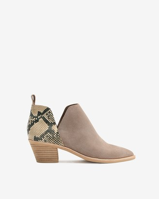 Express Dolce Vita Sonni Booties